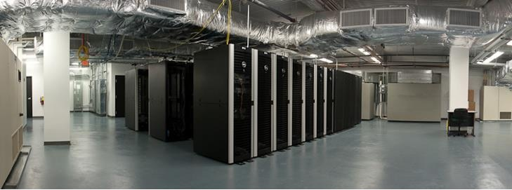 Secure Datacenter Facility